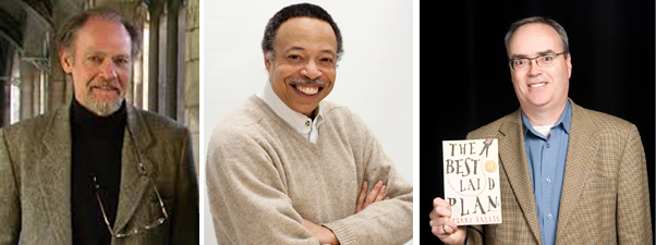 Conference speakers include Douglas Gibson, George Elliott Clarke, and Terry Fallis.