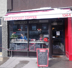 Red Rocket Coffee