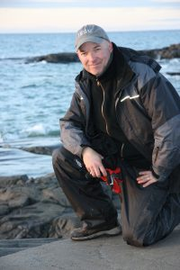 Editor for Life: Patrick Walsh, editor-in-chief and brand manager at Outdoor Canada