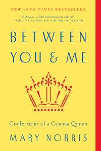 Norris's best-selling Between You & Me: Confessions of a Comma Queen (2015)