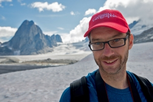 Editor for Life: Aaron Kylie, editor for Canadian Geographic