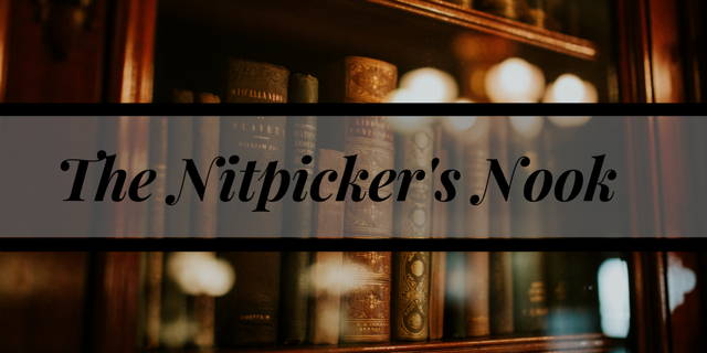 Nitpickers Nook Image by Deven Knill