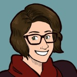 Illustration of Allison O'Toole