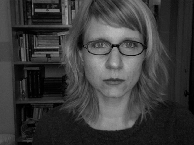Black-and-white headshot of Janice Zawerbny