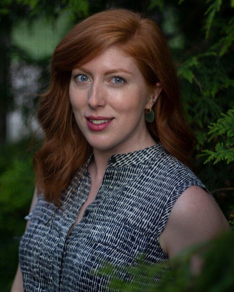 Portrait photo of Kaela Cadieux