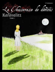The Demonhuntress French cover
