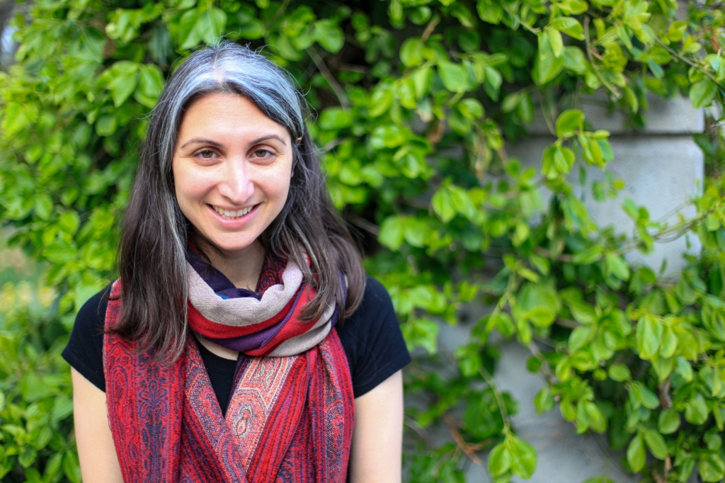 Photo of Samia Madwar, Managing Editor at The Walrus.