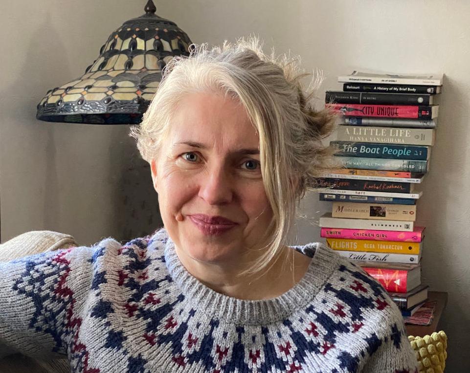 Photo of Catherine Dorton, Editors Toronto co-chair